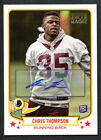 2013 Topps Magic Football Cards 8