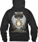 Ltdedit woman With An Alaskan Malamute Never Standard College Hoodie