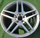PERFECT 2014 2019 Genuine OEM Factory AMG Mercedes Benz S550 19 REAR WHEEL 85350