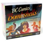 DC COMICS: BOMBSHELLS SERIES 2 TRADING CARDS (CRYPTOZOIC) BOX