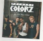 Prymary Colorz If You Only Knew 2002 Promo CD Robin Thicke, Justin Timberlake