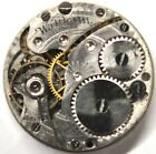 ART DECO WALTHAM USA POCKET WATCH MOVEMENT FOR PARTS REPAIRS 532