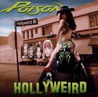 Poison - Hollyweird - Poison CD MPVG The Fast Free Shipping
