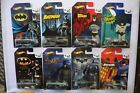 HOT WHEELS 2014 Batman 75 years Set of 8