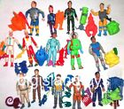 Real Ghostbusters Kenner 1986 1990 Humans Action Figures  MULTI LISTING