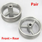 Mini Durable Wheel Front 90/65-6.5 Rear 110/50-6.5 Hub For Pocket Bike 47cc 49cc