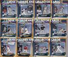 SLU LOOSE CHOOSE RODRIGUEZ JETER JOHNSON EDMONDS GREEN GLAVINE THOMAS McGWIRE