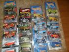 20 LOT Hot Wheels VOLKSWAGEN VW Drag Bus 1996 FIRST EDITIONS 100 ARMY AIR F
