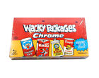 2014 Topps Wacky Packages Chrome Factory Sealed Hobby Box