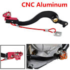 For Honda CRF250R 04-18 CRF450 02-18 CRF450RX 17-18 1 Set Rear Brake Pedal Lever