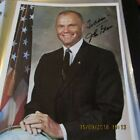 John Glenn Signed Photo First US Astronaut In Space