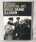 DVD GRAND ILLUSION Janus Essential Art House JEAN RENOIR 2008 B