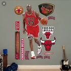 Michael Jordan-Life-Size Officially Licensed NBA Removable Wall Decals* Fathead