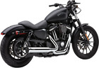 Cobra Sportster 2 Into 1 Exhaust Chrome 6462
