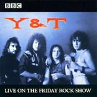 Y and T-Live on the Friday Rock Show CD   New