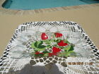 SYDENSTRICKER GALLERIES VINTAGE FUSED ART GLASS  SMALL CHEESE DISH SIGNED