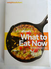Weight Watchers WHAT TO EAT NOW Cookbook 150 RECIPES  MORE 2012 Paperback