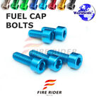 FRW 7Color Fuel Cap Bolts Set For Suzuki SV 650 /S /ABS 16-17 16 17
