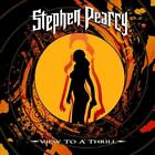 PEARCY, STEPHEN - VIEW TO A THRILL USED - VERY GOOD CD