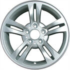 59450 Refinished BMW X3 2004 2006 17 inch Wheel Rim OEM Silver Painted