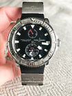 Ulysse Nardin Maxi Marine Dive Watch Chronometer 263-33-3/92 Stainless Steel