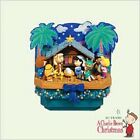 2005 Hallmark CLUB Ornament PEANUTS CHRISTMAS PAGEANT Nativity MINT