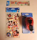 DISNEY MICKEY MOUSE PUNCH PAPER SHAPER  Jolees MICKEY SCRAPBOOKING STICKERS
