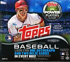 2014 TOPPS SERIES 1 HTA JUMBO SEALED BASEBALL BOX