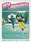 Lynn Swann Cards, Rookie Card and Autographed Memorabilia Guide 8