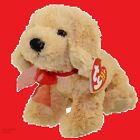 TY Beanie Baby - PUDDING the Dog (7 inch) >Plush stuffed collectible toy