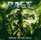 Rage - Speak Of The Dead - Rage CD 0KVG The Fast Free Shipping