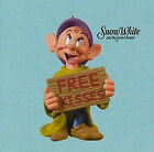 2013 Hallmark FREE KISSES Disney SNOW WHITE  Ornament DOPEY Limited Edition