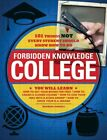 Forbidden Knowledge College Paperback by Powell Michael ISBN 1440504571 I