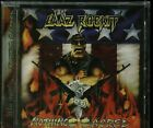 Laaz Rockit Nothings Sacred official remaster CD new Massacre Records