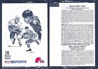 1986-87 Kraft Drawings Hockey Cards 18