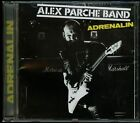 Alex Parche Band Adrenalin CD new High Vaultage