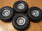Traxxas TRX 4 Chevy K5 Blazer 19 Canyon Trail Tires  Wheels 12mm Factory Glued