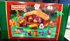 Fisher Price 2005 Mattel Nativity play set Little People Christmas Story Age 1+