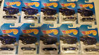 Hot Wheels 2017 Lot of 10 15 Ford Mustang GT Convertible Blue 104 365 NEW 2015