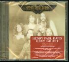Henry Paul Band Grey Ghost CD new Rock Candy Records Reissue