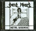 Sheol Hades Metal Disease CD new