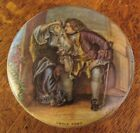 19th Century Prattware Pot Lid + Base Uncle Toby Excellent 4