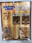 1989 MICKEY MANTLE/DiMAGGIO Kenner Starting Lineup Baseball Greats NIB Yankees