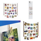 Hangit Photo Display DIY Picture Frames Collage Set Includes Hanging Wire Twine