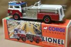 Corgi O 1 50 scale Diecast Mack CF Pumper Fire Engine Lionel City  52002