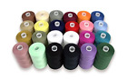 SEWING AID All Purpose Polyester Thread for Hand  Sewing Machine 24 Spools in
