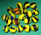 20 Mint MARBLE KING Marbles. 5/8