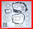 Honda CB100 CL100 SL100 Engine Gasket Set! 1970 1971 1972 1973 Motorcycle