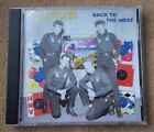 CD - The Outlaws - Back To The West - 27 Tracks - VGC