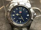 TAG HEUER Series WK1113 Stainless Classic Professional Quartz 200m Dive Watch